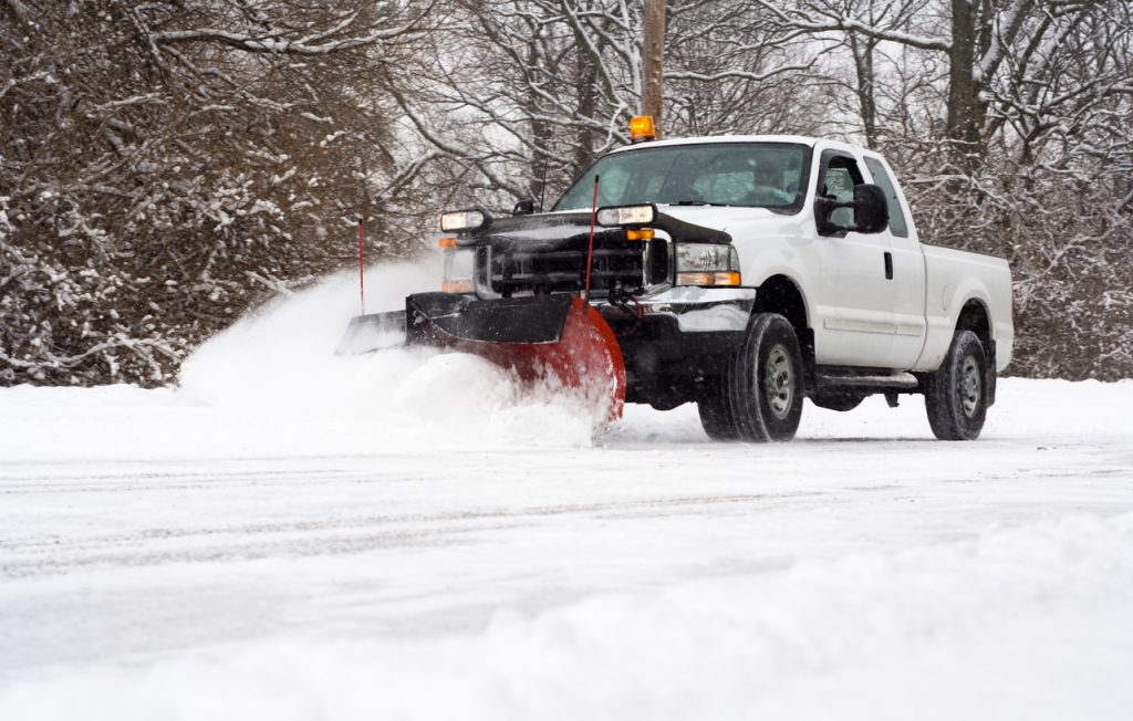 Plowing the Road